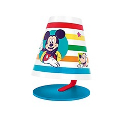 Litecraft - Philips Disney's Mickey Mouse children's led table lamp