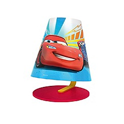 Litecraft - Philips Disney's Cars children's led table lamp