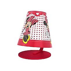 Litecraft - Philips Disney's Minnie Mouse kid's led table lamp
