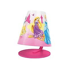 Litecraft - Philips Disney princess children's led table lamp