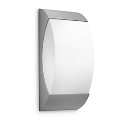 Litecraft - Philips mygarden starry energy saving wall light in Grey
