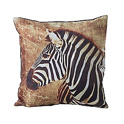 Litecraft - Senegal Cushion - Natural