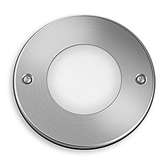 Litecraft - Philips myGarden Moss Recessed LED Spot Light - Satin Chrome