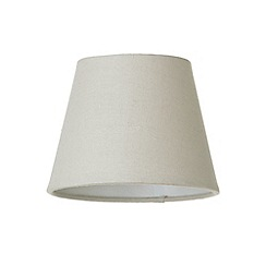 Litecraft - Soft Cotton Candle Lamp Shade - Mocha
