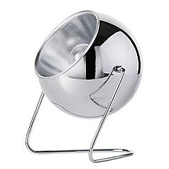 Litecraft - Photo Eye Ball Table Lamp - Chrome