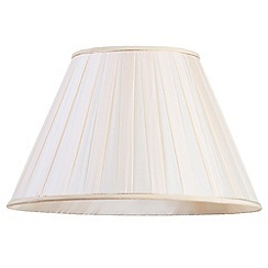 Litecraft - 20 Inch Pleat Easy to Fit Shade - Gold