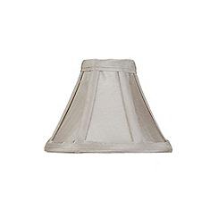 Litecraft - 5 Inch Candle Bulb Empire Shade - Soft Grey