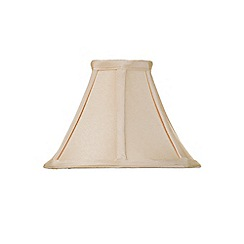 Litecraft - 8 Inch Easy to Fit Empire Shade - Sand