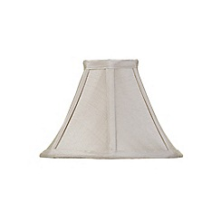 Litecraft - 8 Inch Easy to Fit Empire Shade - Soft Grey