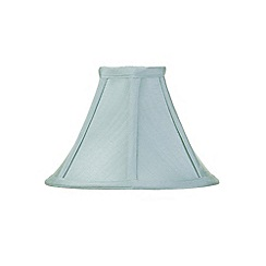 Litecraft - 8 Inch Easy to Fit Empire Shade - Duck Egg