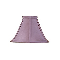 Litecraft - 8 Inch Easy to Fit Empire Shade - Grape