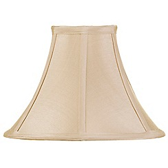 Litecraft - 10 Inch Easy to Fit Empire Shade - Sand
