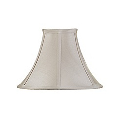 Litecraft - 10 Inch Easy to Fit Empire Shade - Soft Grey