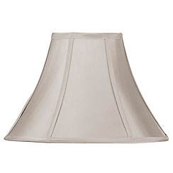 Litecraft - 14 Inch Easy to Fit Empire Shade - Soft Grey