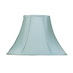 Litecraft - 14 Inch Easy to Fit Empire Shade - Duck Egg