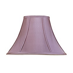 Litecraft - 14 Inch Easy to Fit Empire Shade - Grape