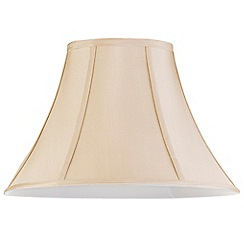 Litecraft - 16 Inch Easy to Fit Empire Shade - Sand