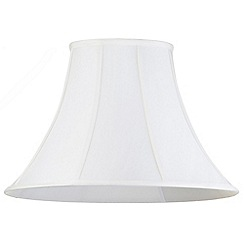 Litecraft - 20 Inch Easy to Fit Empire Shade - Ivory