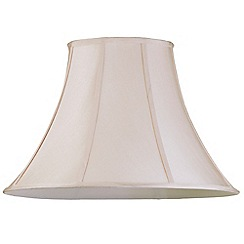 Litecraft - 20 Inch Easy to Fit Empire Shade - Sand