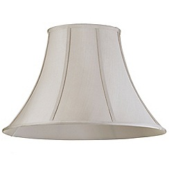 Litecraft - 20 Inch Easy to Fit Empire Shade - Soft Grey