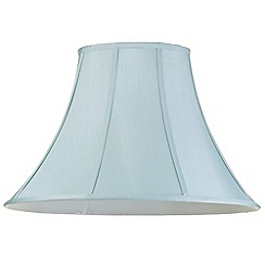 Litecraft - 20 Inch Easy to Fit Empire Shade - Duck Egg