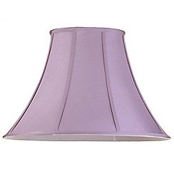 Litecraft - 20 Inch Easy to Fit Empire Shade - Grape