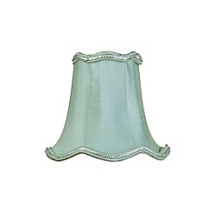 Litecraft - 5 Inch Candle Bulb Scalloped Shade - Sage
