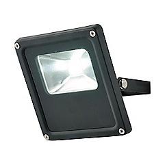 Litecraft - Cordelia Small 1 Light Outdoor LED Slim Line Flood Light - Black
