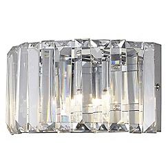 Litecraft - Marquis by Waterford - Foyle LED Bathroom Wall Light - Chrome