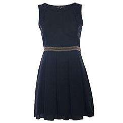 Cutie - Black lace mesh dress