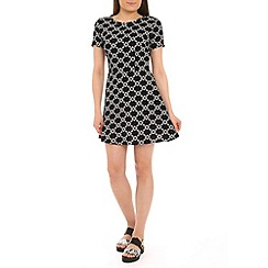 Poppy Lux - Black milly dress