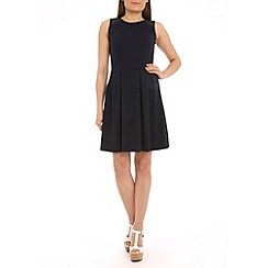 Poppy Lux - Navy coco dress