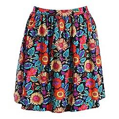 Poppy Lux - Multicoloured winnie skirt