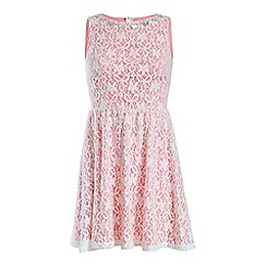 Poppy Lux - White masie dress