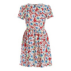 Sugarhill Boutique - Red daisy dress