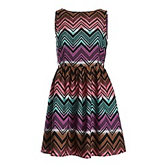 Sugarhill Boutique - Multi zoey dress
