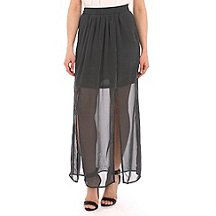 Sugarhill Boutique - Black dina skirt