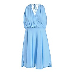 Alice & You - Light blue skater dress