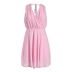 Alice & You - Light pink skater dress