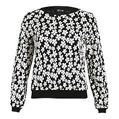 Poppy Lux - Black angelina sweater