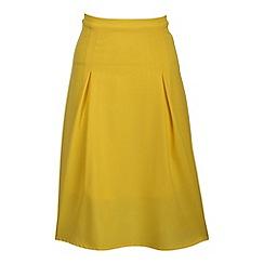 Alice & You - Yellow midi skirt