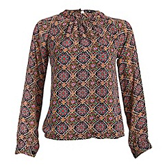 Cutie - Multicoloured long sleeve top