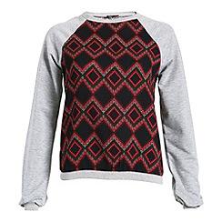 Poppy Lux - Multicoloured connie sweatshirt