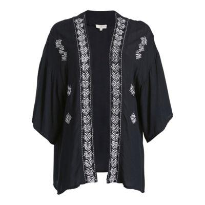 Anmol Multicoloured kimono - . -