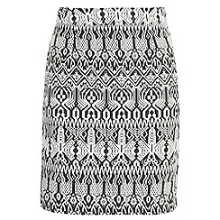 Madam Rage - Multicoloured skirt coord