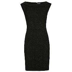 Indulgence - Black bodycon dress