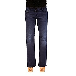 Jailbird - Dark blue cassie boot cut jeans