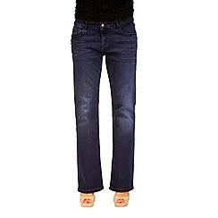 Jailbird - Dark blue cassie boot cut jeans