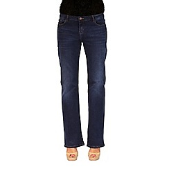 Jailbird - Dark blue roxie boot cut jeans