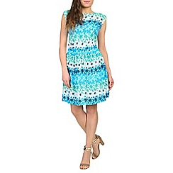 Ruby Rocks - Turquoise skye dress